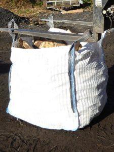 Large Jumbo Bag of Firewood